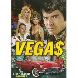 Vega$: The First Season - Volume 1 (DVD 1978) Country