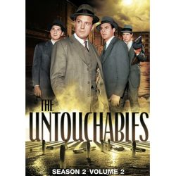 Untouchables, The: Season 2 - Volume 2 (DVD 1960) Historyczne
