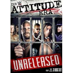 WWE: Attitude Era Vol. 3 (DVD 2016)