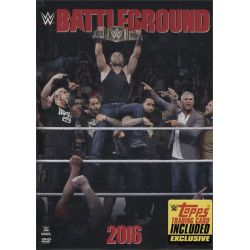 WWE: Battleground 2016 (DVD 2016)