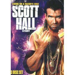 WWE: Living On A Razor's Edge - The Scott Hall Story (DVD 2016)