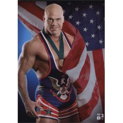 WWE: Kurt Angle - The Essential Collection (DVD 2017)