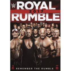 WWE: Royal Rumble 2017 (DVD 2017)