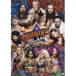 WWE: Summer Slam (DVD 2017)
