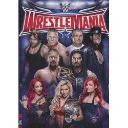WWE: Wrestlemania 32 (DVD 2015)