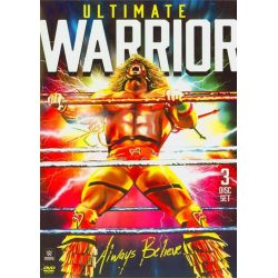 WWE: Ultimate Warrior - Always Believe (DVD 2014)