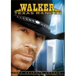 Walker, Texas Ranger: The Seventh Season (DVD 1999) Country