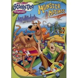 What's New Scooby-Doo?: Monster Matinee (DVD 2002)