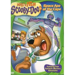 What's New Scooby-Doo?: Space Ape At The Cape (DVD 2003)