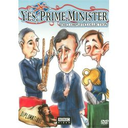 Yes, Prime Minister: The Complete Collection (DVD 1982)
