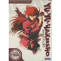 Yu Yu Hakusho: Ghost Files - The Complete Fourth Season (DVD) Historyczne