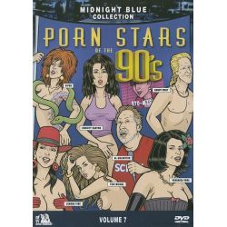 Midnight Blue: Volume 7 - Porn Stars Of The 90's (DVD)