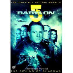 Babylon 5: The Complete Second Season (DVD 1994)