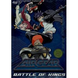 Air Gear: A Battle Of Kings - Volume 5 (DVD 2007) Filmy