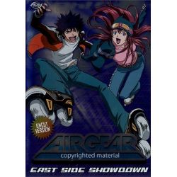 Air Gear: East Side Showdown - Volume 1 (DVD) Filmy