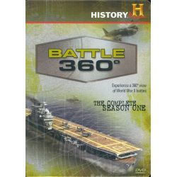 Battle 360: The Complete Season One (Steelbook) (DVD 2008) Filmy