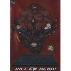 Air Gear: Kill 'Em Dead! - Volume 6 (DVD) Filmy