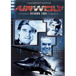 Airwolf: Season Two (DVD 1984) Filmy