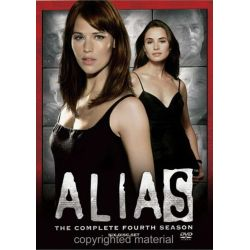 Alias: The Complete Fourth Season (DVD 2005) Filmy