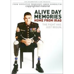 Alive Day Memories: Home From Iraq (DVD 2007) Filmy