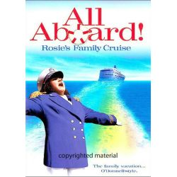 All Aboard: Rosie's Family Cruise (DVD 2006) Filmy