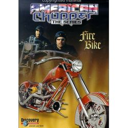 American Chopper: The Series - Fire Bike (DVD 2003) Filmy