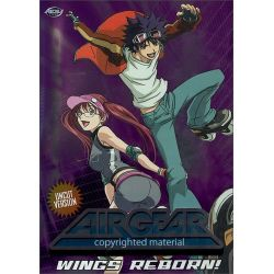 Air Gear: Wings Reborn - Volume 4 (DVD) Filmy