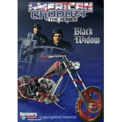 American Chopper: The Series - Black Widow (DVD 2003)