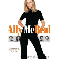Ally McBeal: The Complete Second Season (DVD 1998) Filmy