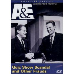 American Justice: Quiz Show Scandal And Other Frauds (DVD 1995) Filmy