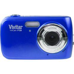 Vivitar  F126 Digital Camera (Blue) VF126-BLU-INT Fotografia