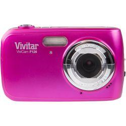 Vivitar  F126 Digital Camera (Pink) VF126-PNK-INT Fotografia