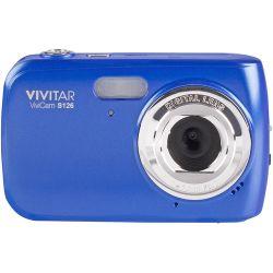 Vivitar ViviCam S126 Digital Camera (Blue) VS126-BLU B&H Photo Fotografia