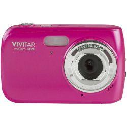 Vivitar ViviCam S126 Digital Camera (Pink) VS126-PNK B&H Photo Fotografia