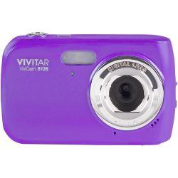 Vivitar ViviCam S126 Digital Camera (Purple) VS126-PUR B&H Photo Fotografia