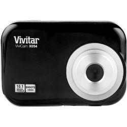 Vivitar ViviCam X054 Digital Camera (Black) VX054-BLK B&H Photo Fotografia