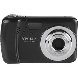 Vivitar ViviCam XX14 Digital Camera (Black) VXX14-BLK B&H Photo Fotografia