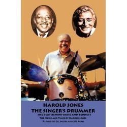 Harold Jones, The Singer's Drummer by Gil Jacobs, 9781463446284.