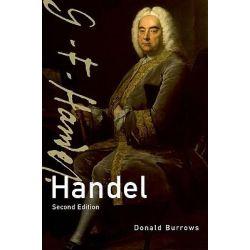 Handel, Master Musicians Series by Donald Burrows, 9780199737369. Historyczne