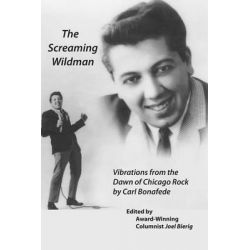 Screaming Wildman by Carl Bonafede, 9781539420965.