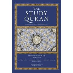The Study Quran, A New Translation and Commentary by Seyyed Hossein Nasr, 9780061125874.