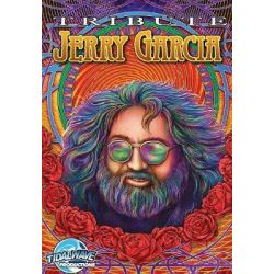 Tribute, Jerry Garcia by Michael Frizell, 9781948216029. Country