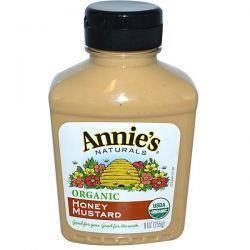 Annie's Naturals, Organic, Honey Mustard, 9 oz (255 g) Historyczne