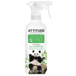 ATTITUDE, Concentrated All Purpose, Citrus Zest, 16 fl oz (475 ml) Zdrowie, medycyna