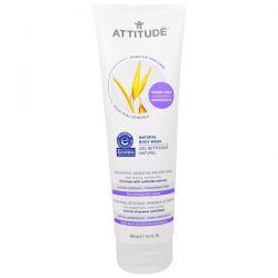 ATTITUDE, Sensitive Skin Care, Natural Body Wash, 8.1 fl oz (240 ml) Zdrowie, medycyna