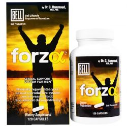 Bell Lifestyle, Forza, Sexual Support System for Men, 120 Capsules Historyczne