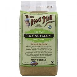 Bob's Red Mill, Organic Coconut Sugar, 16 oz (453 g)