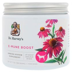 Dr. Harvey's, E-Mune Boost Supplement, For Dogs, 7 oz (198 g)