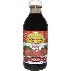 Dynamic Health  Laboratories, Dynamic Health Laboratories, Pure Pomegranate Juice Concentrate, 8 fl oz (237 ml)