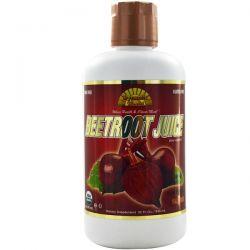Dynamic Health  Laboratories, Organic, Beetroot Juice, 32 fl. oz. (946 ml)